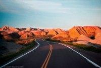 Road-to-Badlands