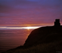 29-Cliffs-of-Moher-Sunset